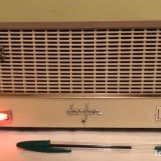 Radios de válvulas: TRANSFORMADOR ESTABILIZADOR DANFER, FUNCIONA BIEN.. Lote 188616528