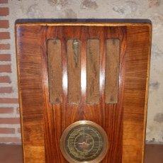 Rádios de válvulas: RADIO MALONY 1935. Lote 188795628