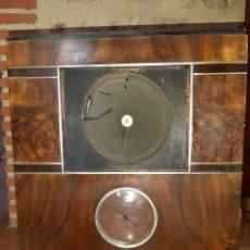 Radios de válvulas: RADIO LA VOZ DE SU AMO.MODELO DESCONOCIDO. Lote 188806670
