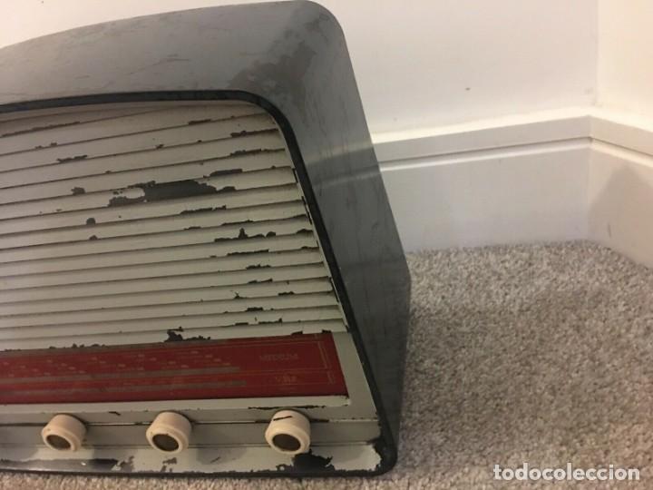 Radios de válvulas: RADIO ANTIGUA FUNCIONANDO MARCONIPHONE T84 Bt - Foto 6 - 189140871