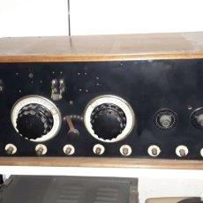 Radios de válvulas: RADIO COFRE AÑOS 20. Lote 189228133