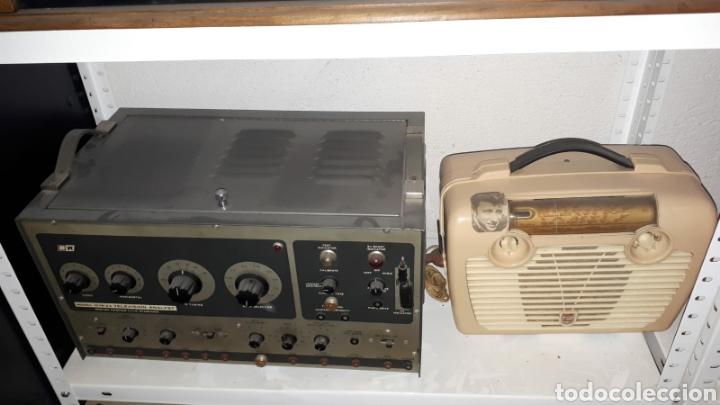 TELEVISION ANALYST B&K 1076 (Radios, Gramófonos, Grabadoras y Otros - Radios de Válvulas)