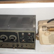 Radios à lampes: TELEVISION ANALYST B&K 1076. Lote 189228902