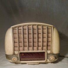 Radios de válvulas: ANTIGUA RADIO DE BAQUELITA MARCA TELEFUNKEN MARIMBA U-1515,. Lote 189543310