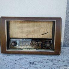 Radios de válvulas: RADIO MILANO BLAUPUNKT FUNCIONANDO. Lote 189549421