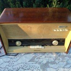 Radios de válvulas: RADIO B5X92A /00 /03, PHILIPS; EINDHOVEN ( FUNCIONANDO ). Lote 189567666