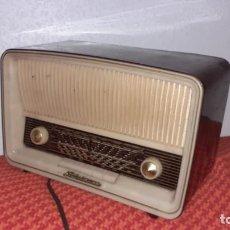 Radios de válvulas: RADIO DE VALVULAS DE LA MARCA NECKERMAN . Lote 189576720