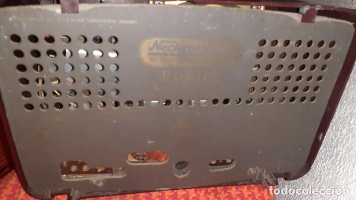 Radios de válvulas: Radio de valvulas de la marca neckerman - Foto 3 - 189576720