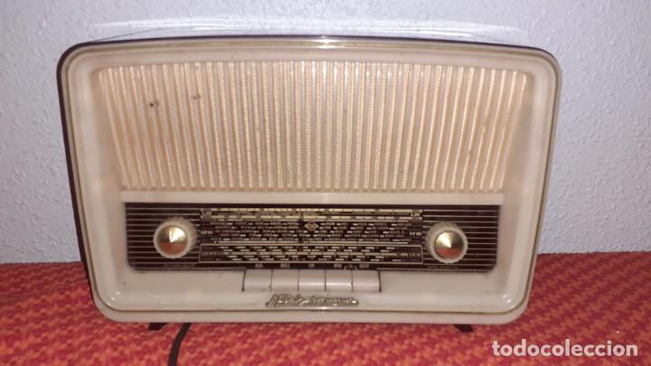 Radios de válvulas: Radio de valvulas de la marca neckerman - Foto 4 - 189576720