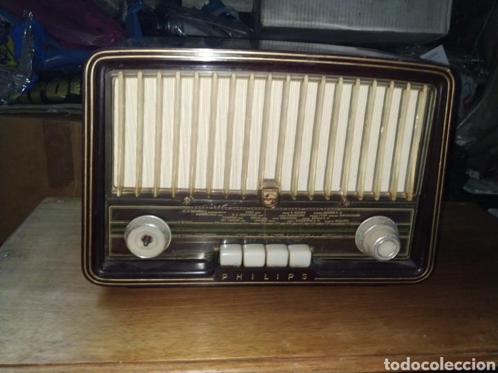 RADIO DE VALVULAS PHILIPS BE 362 U (Radios, Gramófonos, Grabadoras y Otros - Radios de Válvulas)