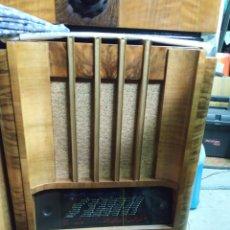 Radios de válvulas: RADIO DE VALVULAS. Lote 189938660
