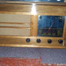 Radios de válvulas: RADIO DE VALVULAS. Lote 189938716