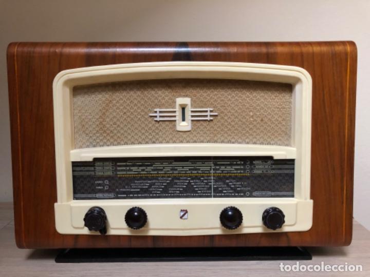 RADIO ANTIGUA CASTILLA MODELO H-226-A (Radios, Gramófonos, Grabadoras y Otros - Radios de Válvulas)
