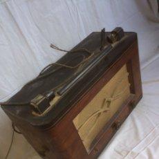 Radios à lampes: RADIO ANTIGUA PHILIPS!. Lote 189978795