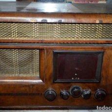 Radios de válvulas: RADIO ANTIGUA. RECOGIDA LOCAL.. Lote 190022900