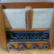Radios de válvulas: RADIO ¨REX ¨. Lote 190050307
