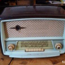 Radios de válvulas: RADIO ¨ SONCLAIR ¨ AÑOS 50. Lote 190050790