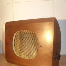 Radios à lampes: ALTAVOZ EXTERNO PARA RADIO, 1940-1950, RICHARD ALLAN MOD. BABY BAFFLETTE. Lote 190211505