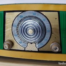 Radios à lampes: ANTIGUA RADIO YONDER. VALENCIA. 125 V. ORIGINAL DE ÉPOCA. . Lote 190213296