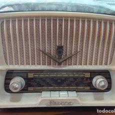 Radios de válvulas: RADIO IBERIA D-1613. Lote 190531185