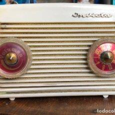 Radios de válvulas: RADIO MINIATURA INVICTA MODELO MASCOTA 4213 - FUNCIONANDO. Lote 190532823