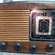 Radios à lampes: RADIO * BAYONA MODELO M. 205 * CAJA MADERA - AÑO 1949. Lote 190553191