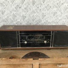 Radios de válvulas: RADIO ARISTONA FUNCIONA FM.. Lote 191158151
