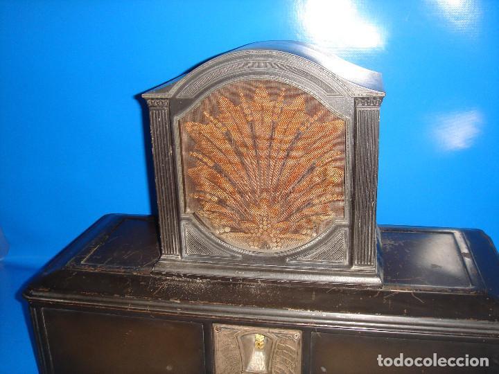 Radios de válvulas: Radio Philco-radio Philco 511-1928- 933x699-coleccionismo - Foto 3 - 191275271