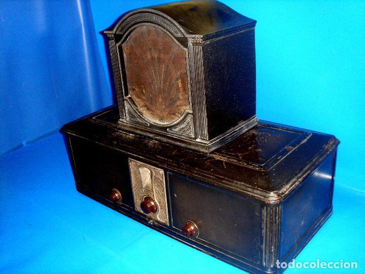 Radios de válvulas: Radio Philco-radio Philco 511-1928- 933x699-coleccionismo - Foto 4 - 191275271