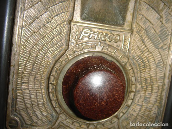 Radios de válvulas: Radio Philco-radio Philco 511-1928- 933x699-coleccionismo - Foto 5 - 191275271