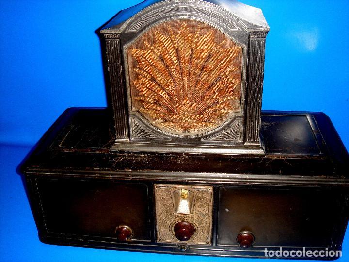 Radios de válvulas: Radio Philco-radio Philco 511-1928- 933x699-coleccionismo - Foto 8 - 191275271