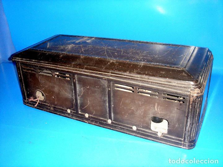 Radios de válvulas: Radio Philco-radio Philco 511-1928- 933x699-coleccionismo - Foto 12 - 191275271