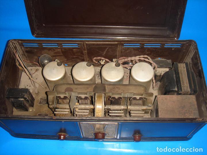 Radios de válvulas: Radio Philco-radio Philco 511-1928- 933x699-coleccionismo - Foto 14 - 191275271