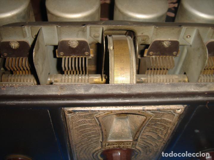Radios de válvulas: Radio Philco-radio Philco 511-1928- 933x699-coleccionismo - Foto 17 - 191275271