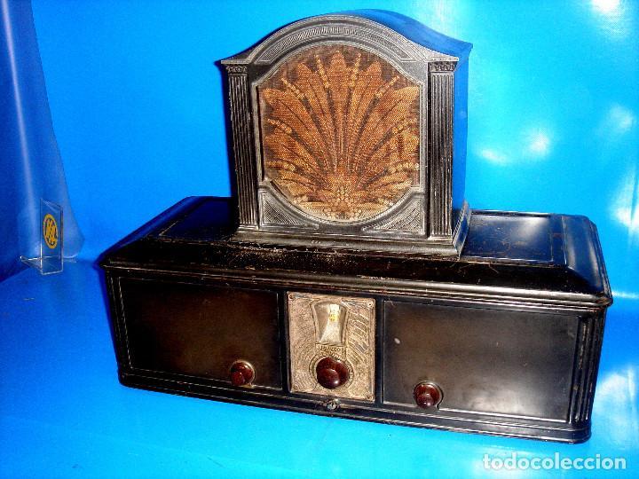 Radios de válvulas: Radio Philco-radio Philco 511-1928- 933x699-coleccionismo - Foto 18 - 191275271