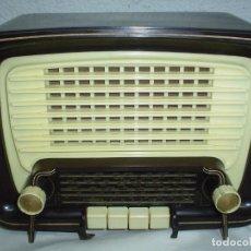 Radios de válvulas: RADIO DE VALVULAS MARCONI UM-86 . Lote 191313415