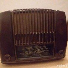 Radios de válvulas: RADIO TELEFUNKEN CANARIAS V-1265 BAQUELITA.. Lote 191470090
