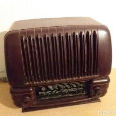 Radios de válvulas: RADIO TELEFUNKEN CAPRICHO 1651-V BAQUELITA. Lote 191470737