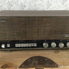Radios de válvulas: HILO MUSICAL GRANADOS. ENCIENDE. Lote 191643248