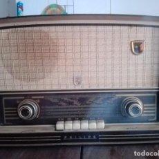 Radios de válvulas: RADIO VALVULAS PHILIPS. Lote 191688163