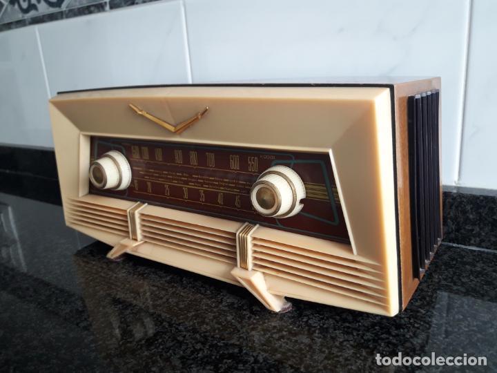 Radios de válvulas: ANTIGUA RADIO IBERIA DE VÁLVULAS - Foto 2 - 191803301