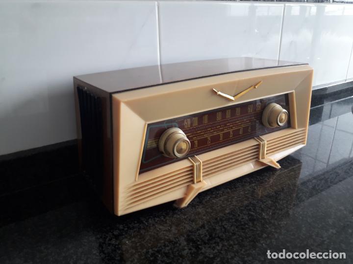 Radios de válvulas: ANTIGUA RADIO IBERIA DE VÁLVULAS - Foto 3 - 191803301
