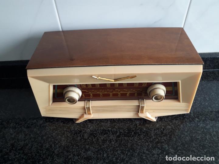 Radios de válvulas: ANTIGUA RADIO IBERIA DE VÁLVULAS - Foto 4 - 191803301