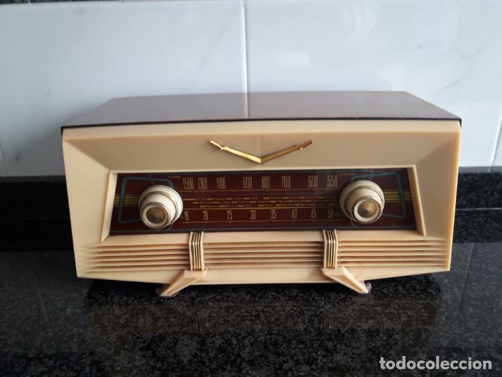 Radios de válvulas: ANTIGUA RADIO IBERIA DE VÁLVULAS - Foto 5 - 191803301