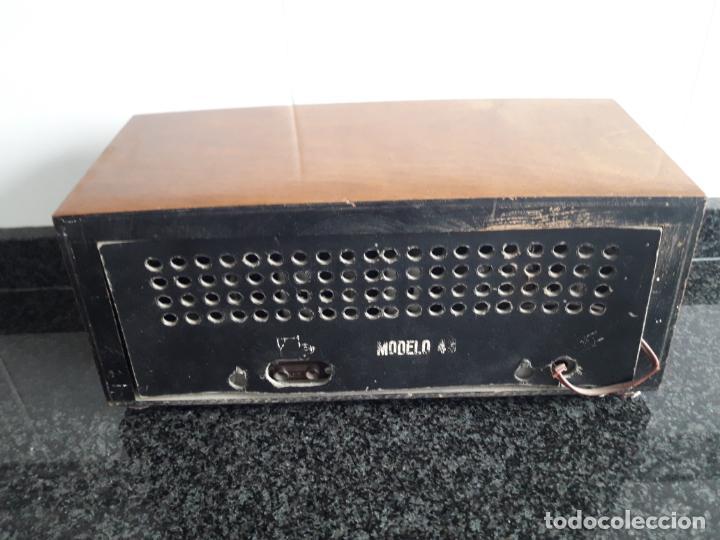 Radios de válvulas: ANTIGUA RADIO IBERIA DE VÁLVULAS - Foto 6 - 191803301