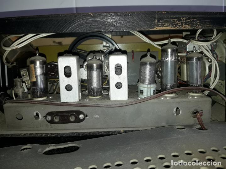 Radios de válvulas: ANTIGUA RADIO IBERIA DE VÁLVULAS - Foto 15 - 191803301