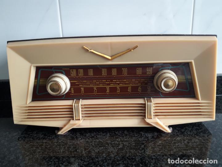 ANTIGUA RADIO IBERIA DE VÁLVULAS (Radios, Gramófonos, Grabadoras y Otros - Radios de Válvulas)