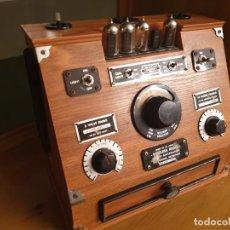 Radios de válvulas: IMITACION RADIO VALVULAS SPIRIT OF ST. LOUIS SPIRIT OF ST. LOUIS COLLECTOR SERIES - NX 211 MINI WATT. Lote 191924867