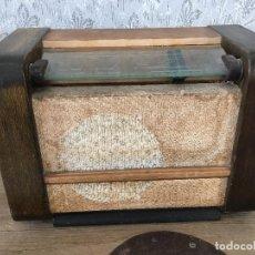 Radios de válvulas: RADIO PHILIPS 658V-AÑO 1945.220V. Lote 192178661