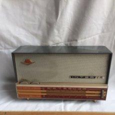 Radios à lampes: ANTIGUA Y PRECIOSA RADIO MARCA INTER MONACO!. Lote 192369647